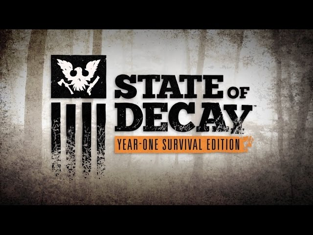 Видео к игре State of Decay Year One Survival Edition