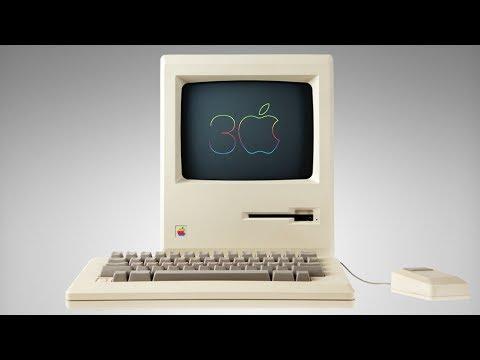 Apple: 30 лет с Macintosh