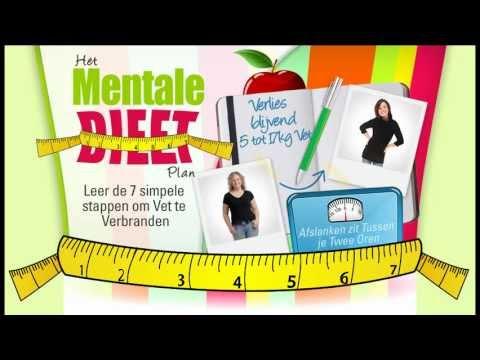 Het Mentale Dieet Plan – Werkt Het Echt?
