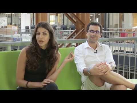 WPH Dag 2 Interview 7   Maria Niculescu   Aron, Antonio Almeida en Klemen Liligen