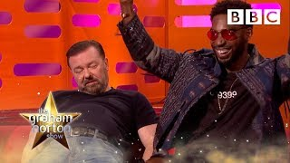 Video The guests discuss scary animals and taxidermy - The Graham Norton Show: 2017 Preview - BBC One MP3, 3GP, MP4, WEBM, AVI, FLV Februari 2019