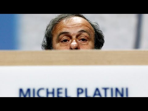 WM-Vergabe an Katar: Ex UEFA-Chef Platini in Polizeig ...