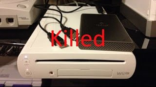 USB killer vs Wii