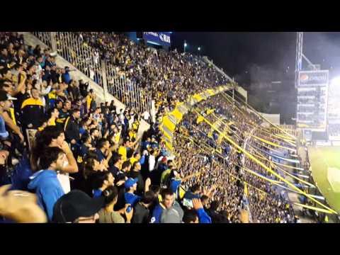 Recibimiento Boca Juniors vs Bolivar Copa Libertadores 07/04/2016 @1080p HD 60fps - La 12 - Boca Juniors