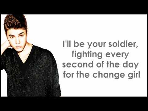 Justin Bieber - As long as you love me (official instrumental)