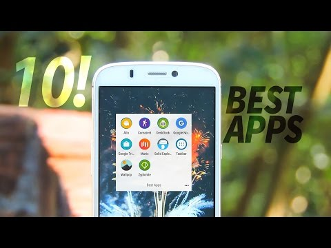 Top 10 New Best Android Apps October 2016 + Wallpaper Pack