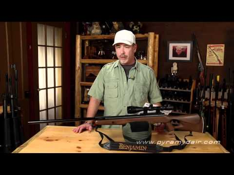 .25 cal airgun - http://www.pyramydair.com/s/m/Benjamin_Trail_NP_XL_Air_Rifle/2052?utm_source=youtube&utm_medium=social&utm_campaign=airg-agr74 Whopping power in an air rifle!