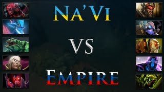 Na'Vi vs Empire #005