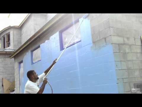 BEP Blue Barrier - Liquid Wrap Spray Video 1