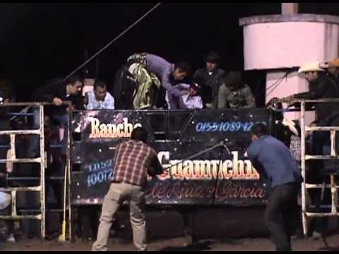 ¡¡JARIPEO EXPLOSIVO!! Rancho El Guamuchil en Baxthe Hidalgo 17 de Marzo 2013
