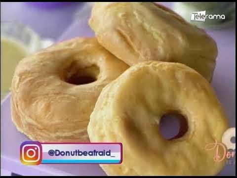 Donut Be Afraid: Emprendimiento de donas artesanales
