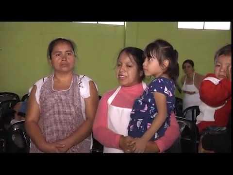 Madres aprenden a cuidar mejor a sus hijos