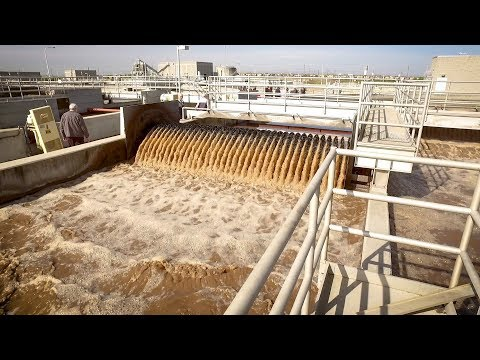City of Roseville, CA - Come Tour our Wastewater Treatment Facility!