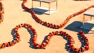 Nonton The Human Centipede 3 Trailer 2  2015  Horror Film Subtitle Indonesia Streaming Movie Download