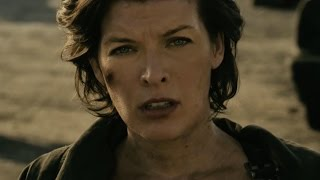 Resident Evil: The Final Chapter - Welcome Home | official FIRST LOOK clip (2017) Milla Jovovich by Movie Maniacs