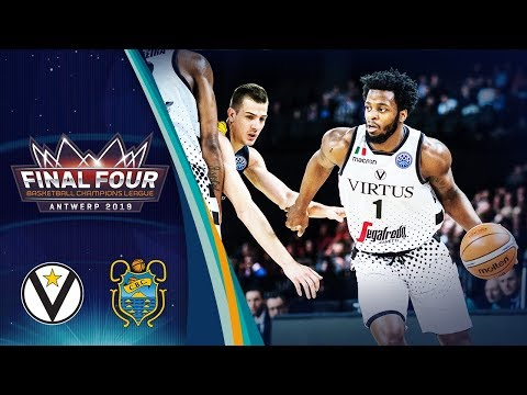 Virtus, gli highlights del match contro Tenerife