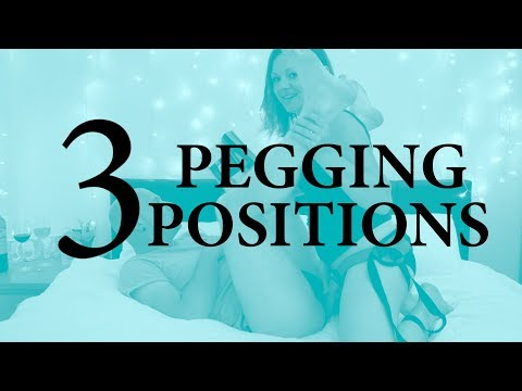 3 Pegging/Strap On Sex Positions