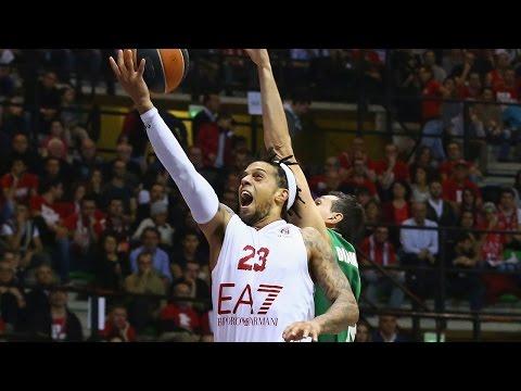 Highlights: EA7 Emporio Armani Milan-Panathinaikos Athens