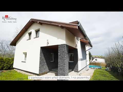 Video Prodej, domy/rodinný, 180 m2, Zaječí, Jinonice, 15800 Praha 5 [ID 32195]
