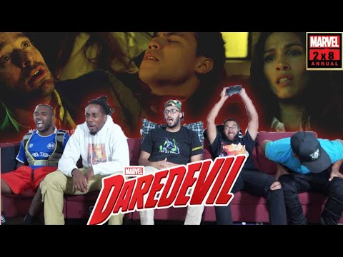 """Daredevil 2 x 8 """"Guilty as Sin"""" Reaction/Review"""