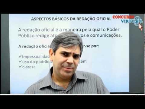 Redação Oficial Vídeo 1.avi