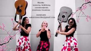 Muzika šventėms - SAKUROS