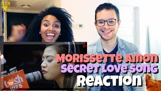 Video Morissette Amon sings 'Secret Love Song' (Little Mix) Reaction MP3, 3GP, MP4, WEBM, AVI, FLV Juni 2019