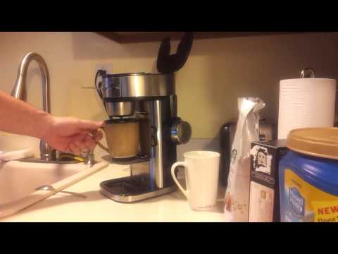 Hamilton Beach One Scoop coffee maker review