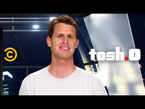 Video! - Some naked obese women play a slippery, sexual game of Twister. Check out more Tosh.0 clips here: http://on.cc.com/1hTOCRo Watch full episodes and get more T...