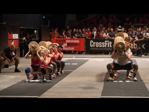 crossfit - The CrossFit Games -- (http://games.crossfit.com) Watch the archives of the live feed from the 2013 CrossFit Invitational, presented by Reebok. The Invitatio...