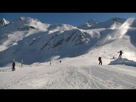Adamello Ski - Il ghiacciaio del Presena