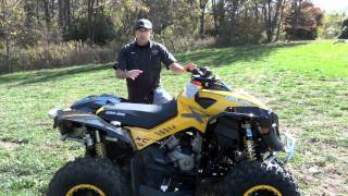 7. 2012 Can-Am Renegade 1000 X xc Overview