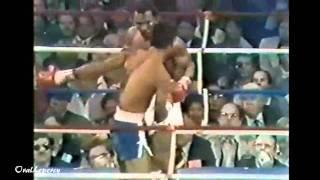 Floyd Mayweather Jr. Beats Sugar Ray Leonard.