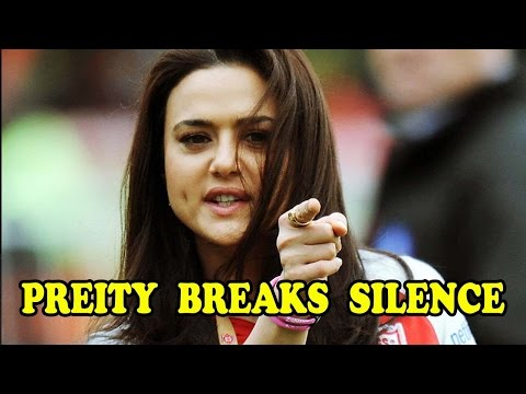 Preity Zinta Breaks Her Silence On Tying The Knot