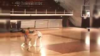 Julius Erving - Doctor J rare one on one clips