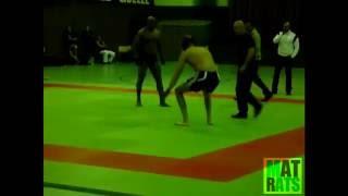 Verschollenes Video 1: UFC Kämpfer Yoel Romeros erster MMA-Kampf