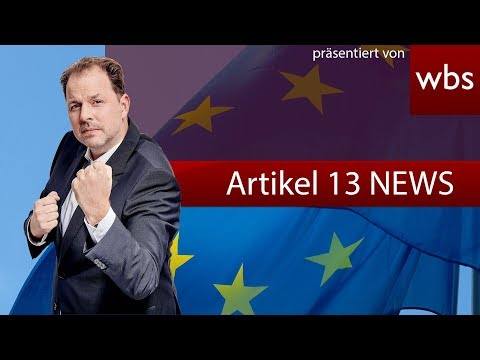 Artikel 13: Rechtsausschuss gibt OK! Wie gehts jetzt weiter?