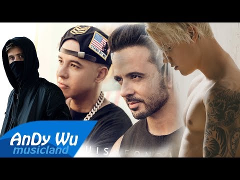 Luis Fonsi, Alan Walker - Despacito / Faded (feat. Justin Bieber, Daddy Yankee)
