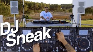 Dj Sneak - Live @ DJsounds Show 2016
