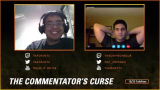 The Commentator's Curse Episode 2