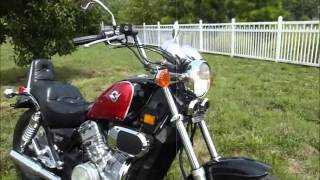 5. 2006 Kawasaki Vulcan 750 stock #9-7940 demo ride & walk around @ Diamond Motor Sports