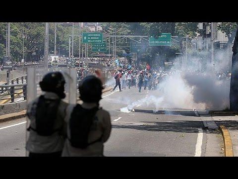 Venezuela : des affrontements, et de nouvelles manifestations prévues