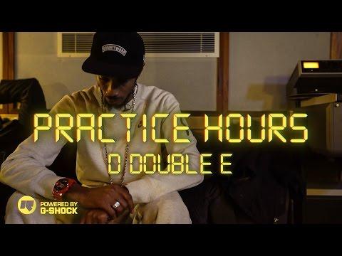 D DOUBLE E | PRACTICE HOURS @RinseFM @DDoubleE7