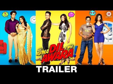 Hai Apna Dil Toh Awara Trailer Mohit Chauhan Sahil Anand Niyati Joshi Vikram Kochher