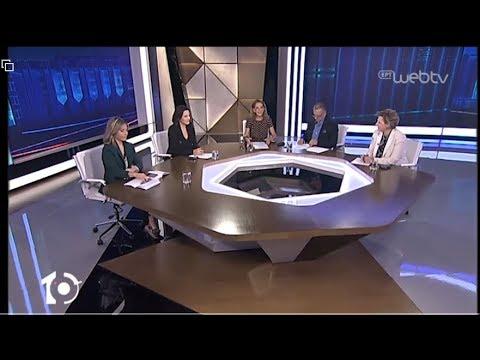 «10» με την Όλγα Τρέμη – Ο.Κεφαλογιάννη, Ο.Γεροβασίλη | 30/01/2020 | ΕΡΤ
