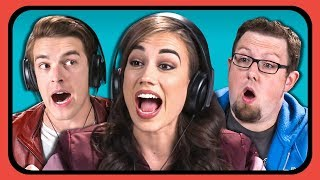Video YOUTUBERS REACT TO GUESS YOUR OWN VIDEOS CHALLENGE MP3, 3GP, MP4, WEBM, AVI, FLV Juli 2018