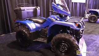 9. 2015 Yamaha Bruin 350 Recreational ATV - Walkaround - 2014 St-Hyacinthe ATV show