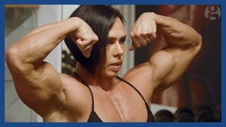 My life as a female bodybuilder: it's my body armour