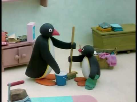 Pingu - Helps His Mother