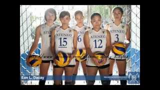 Download Lagu ateneo lady eagles fab five ( a thousand years ) Mp3